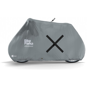 BikeParka Urban Bike Cover, grey